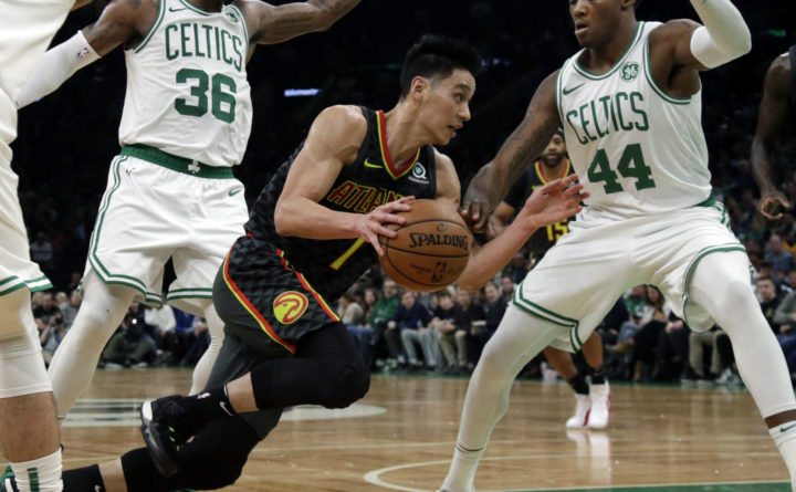 Celtics beat Hawks 129-108 — Boston Celtics — Bangor Daily News ...