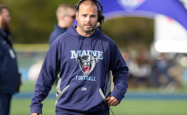 8ad7ea79967 UMaine head football coach leaving to become assistant at Minnesota ...