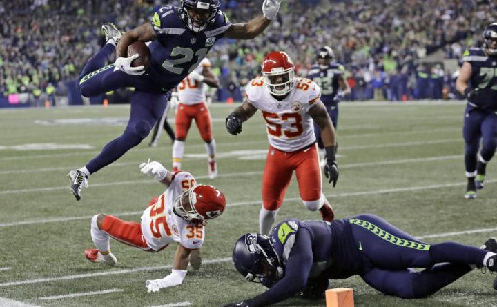 Seahawks final injury report versus Chiefs week 16