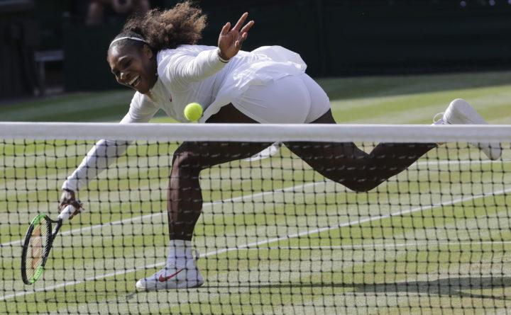 Wimbledon tennis 2018 programme Day 12 Ladies/' Finals 14th July