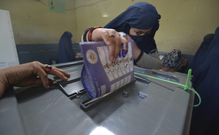 Afghanistan's presidential elections delayed until July
