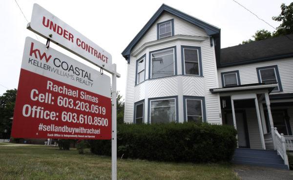 Shutdown Threatens To Undercut Home Sale Gains In Northeast
