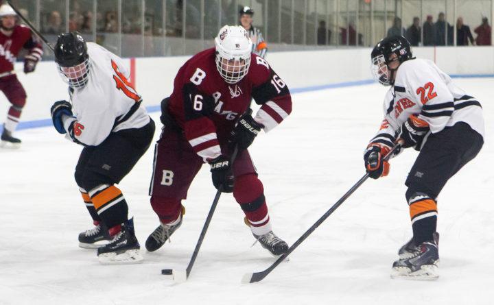 defense fuels fast start for bangor high school hockey team high
