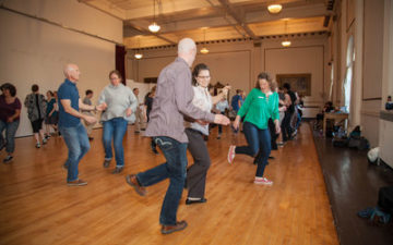 Beginning Swing Dance Classes With Portland Swing Project