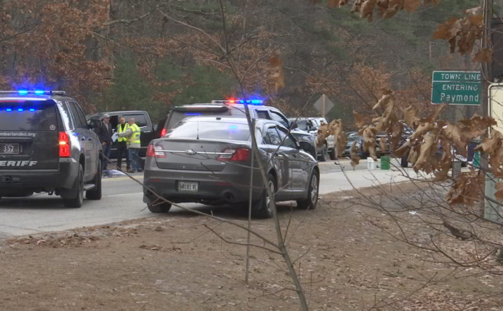 High-speed chase on Route 302 ends in crash in Windham — Portland