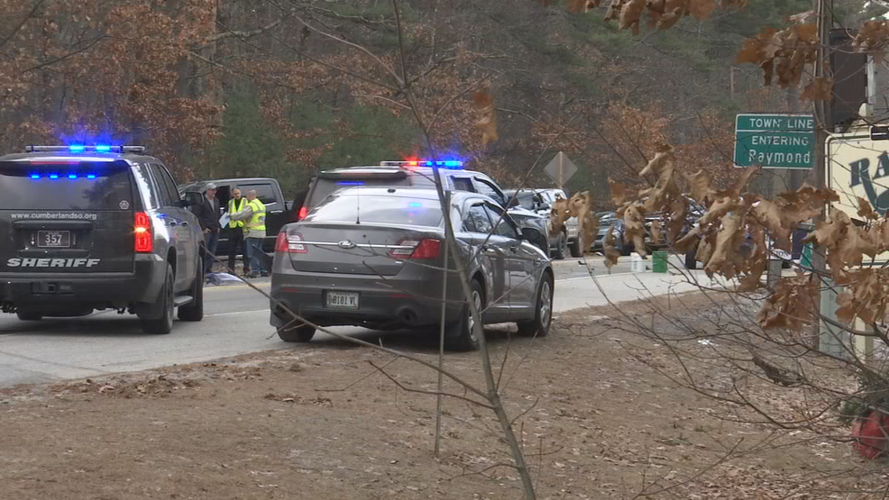 High Speed Chase On Route 302 Ends In Crash In Windham Portland