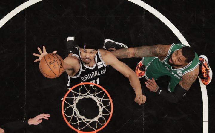 Brooklyn Nets deal Celtics their 3rd straight loss — Boston Celtics ... e32f0ebd4