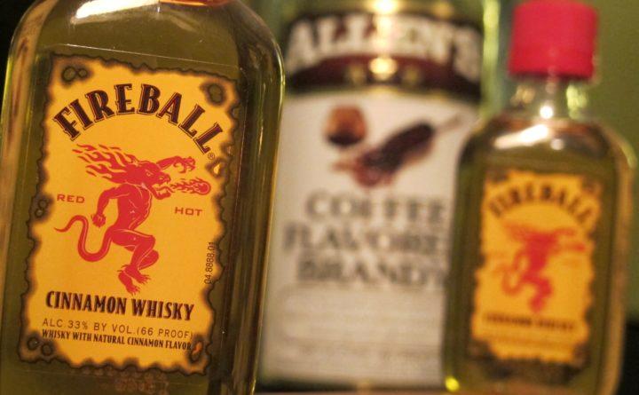 Fireball unseats Allen's coffee brandy as Maine's best