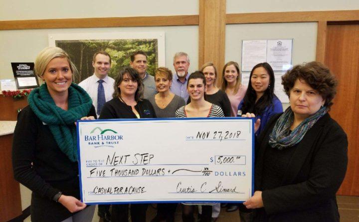 BHBT employees contribute to local non-profits through