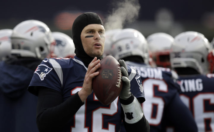 c6cf04b15 Brady ready for cold weather