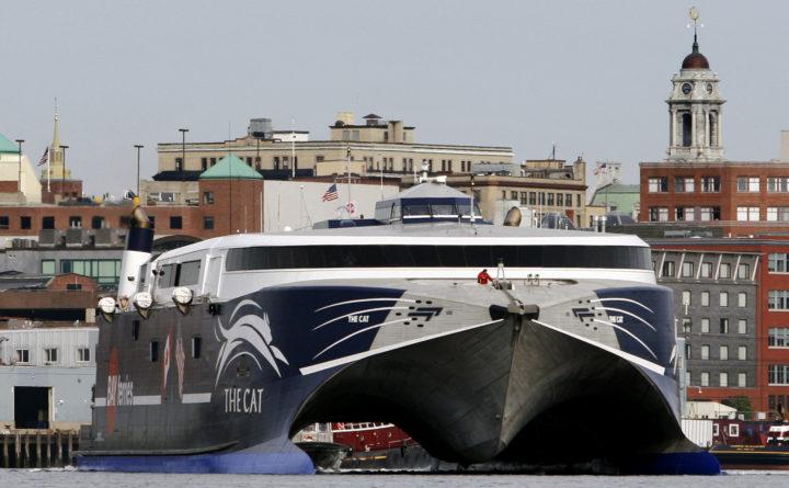 Bay Ferries presses ahead on Bar Harbor service despite