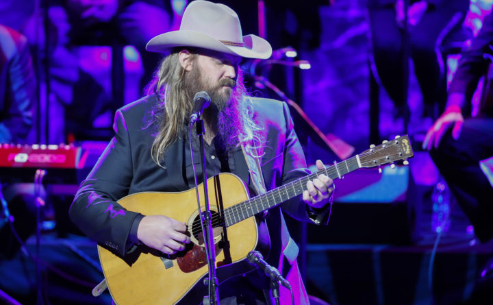 Chris Stapleton To Play Bangor Waterfront This Summer
