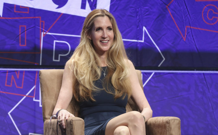 Ann Coulter rips Trump for failing to secure border wall funding