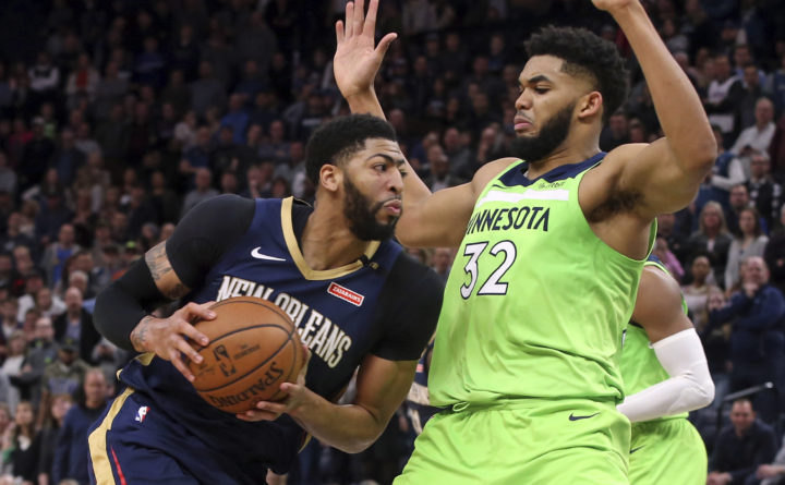 best cheap 4ad7e 38c61 Pelicans' Davis wants a trade, eyes Lakers; Celtics in ...