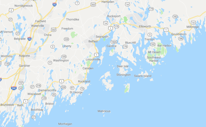 Coastal Maine Power Outages Put Thousands In Dark Midcoast