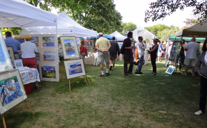 Wells Summer Fest Arts and Craft Fair Aug  10-11 at Wells