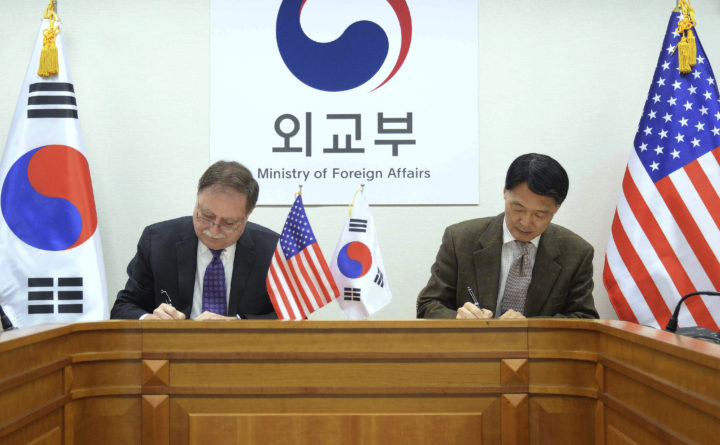 United States and South Korea reach stopgap deal on troop