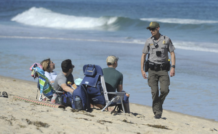 After fatal shark attack on Cape Cod, some complain of slow