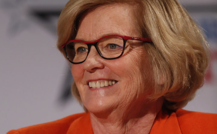 Chellie Pingree Supports Ruling Declaring Men Only Draft