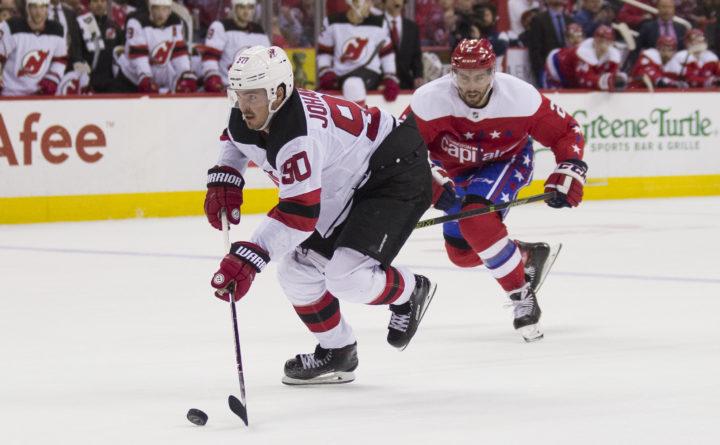 Bruins acquire Marcus Johansson from Devils at trade deadline ... 0e25602e9