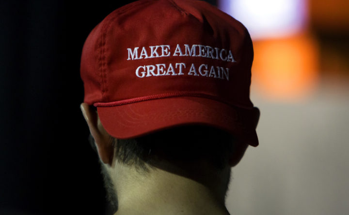 Prosecutors: 81-Year-Old Attacked for Wearing MAGA Hat