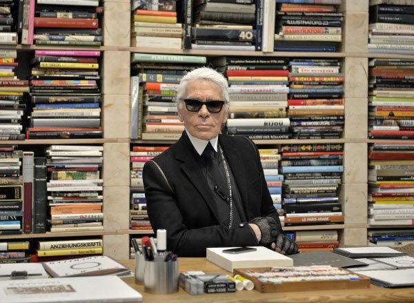 169af2c2b9e Chanel designer Karl Lagerfeld has died — Obituaries — Bangor Daily News —  BDN Maine