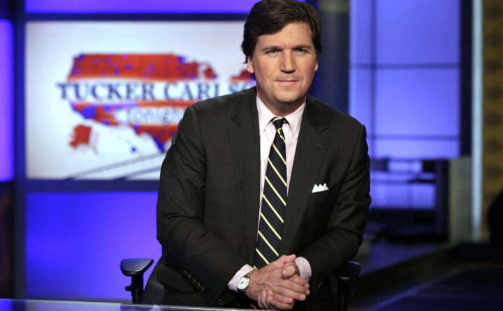 Fox News' Tucker Carlson Torn Apart By Samantha Bee