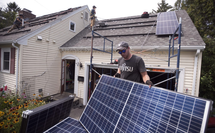 Bangor seeking bids for solar project after study predicts $4