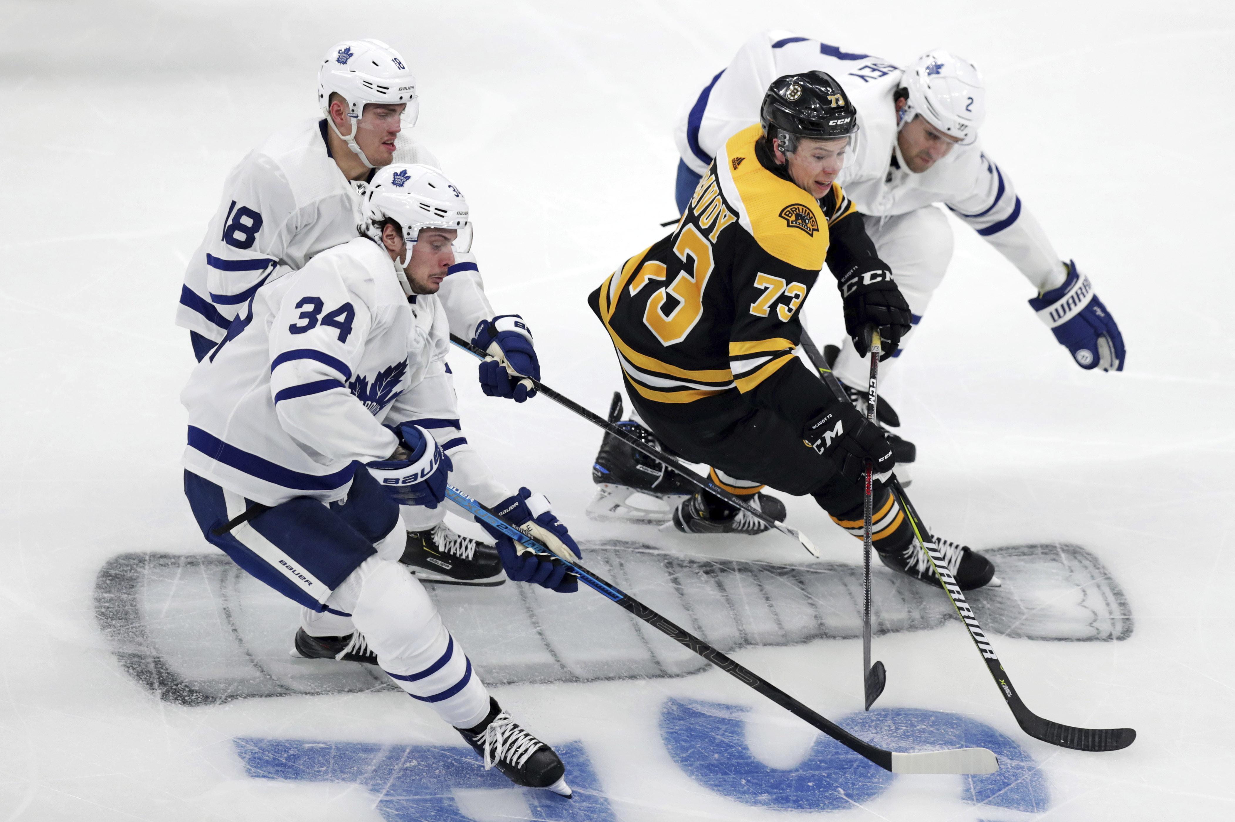 090cea4908e Maple Leafs top the Bruins — Boston Bruins — Bangor Daily News — BDN ...