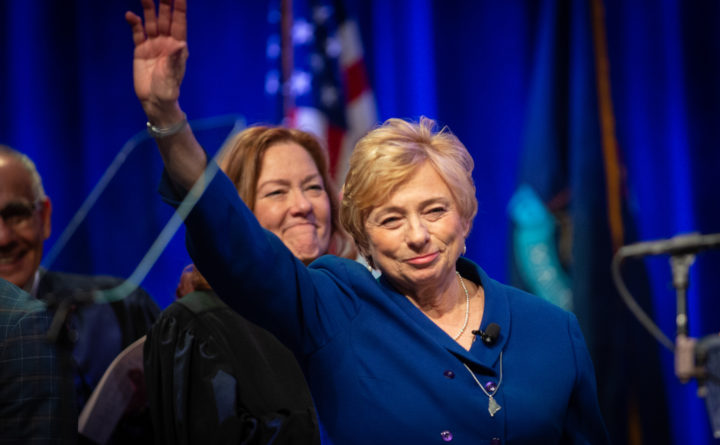 Janet Mills on her first 100 days: 'I'm trying to be