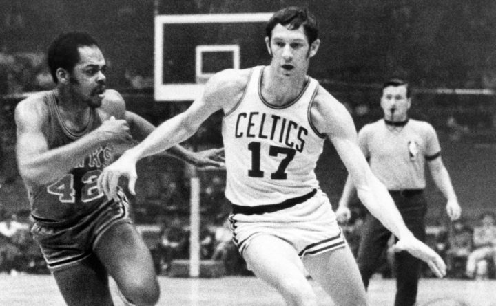 Image result for john havlicek