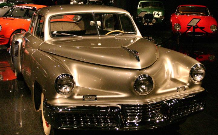 Maine Car Museum Bids 1 8m To Buy Rare Tucker Auto York Bangor