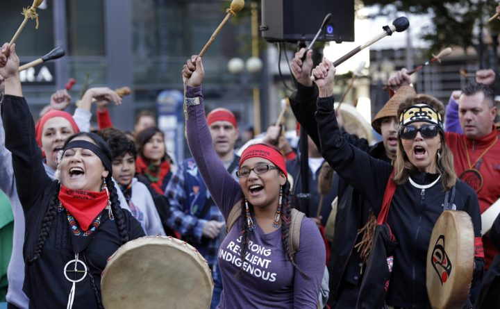 Maine is on the verge of replacing Columbus Day with Indigenous Peoples Day