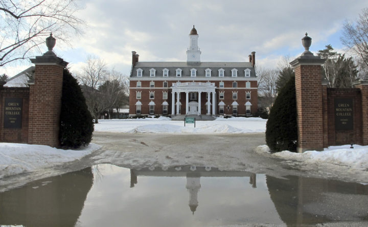 Green Mountain College >> Maine Students Left With Questions During Spate Of New