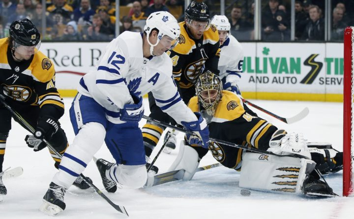Bruins Prepare For Yet Another Playoff Matchup With Toronto Boston