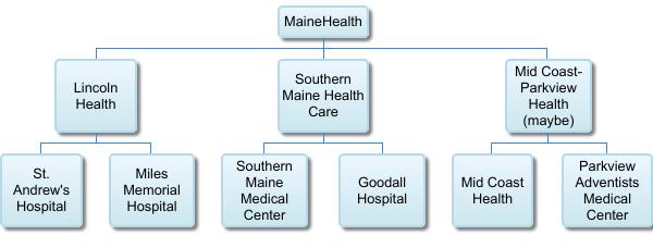 How Maine's hospital buddy system took shape — Business