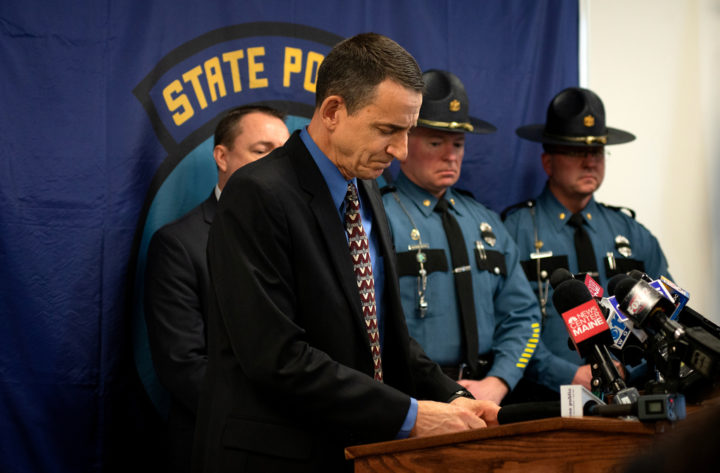 State police detective fatally struck by truck tire on I-95