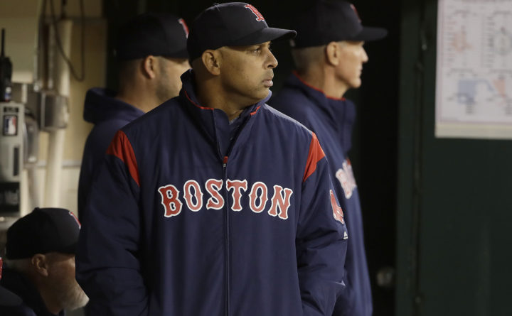 Alex Cora denies Red Sox are divided over White House