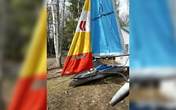 Lawyer to sail from Kittery to Lubec to raise money for cancer care