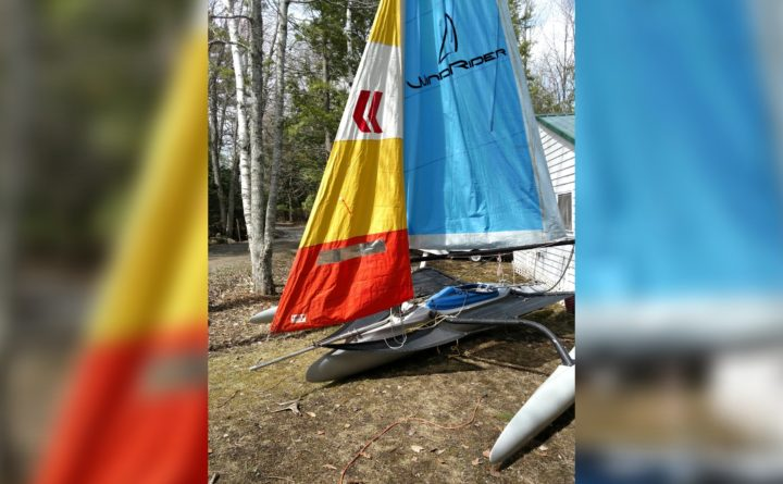 Lawyer to sail from Kittery to Lubec to raise money for