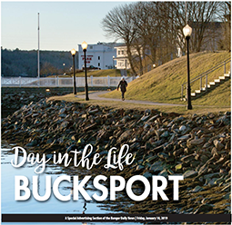 BDN 2019 A Day in the Life: Bucksport special section