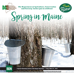 BDN 2019 Spring in Maine special section