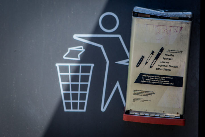 Portland handed out nearly 200,000 free needles last year