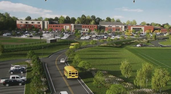 Auburn voters overwhelmingly approve new $122 million high school