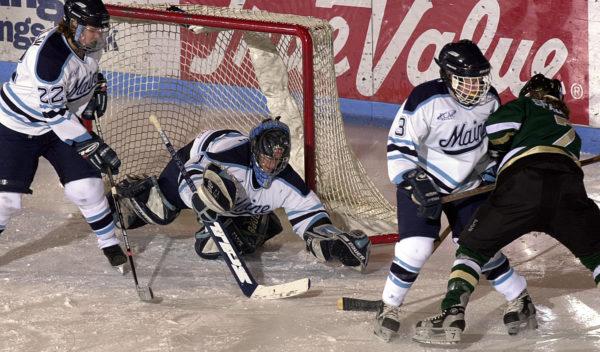 Former Umaine Players Join National Women S Hockey League