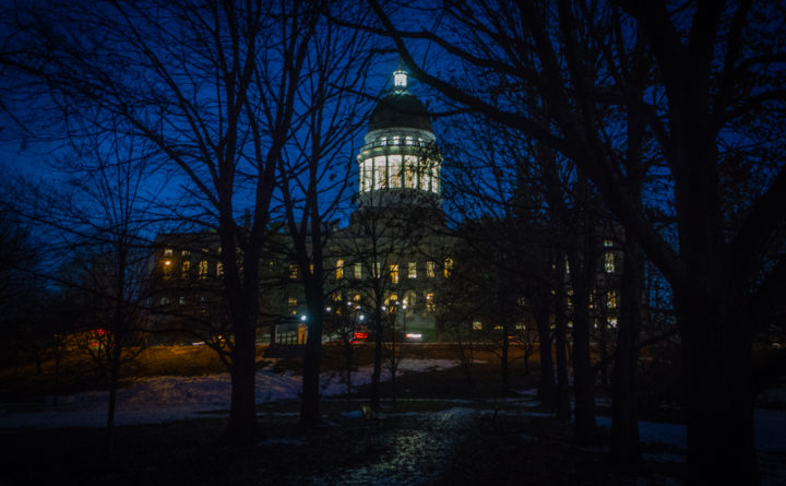 Maine lawmakers give initial OK to 2-year budget but House GOP holds key to enactment