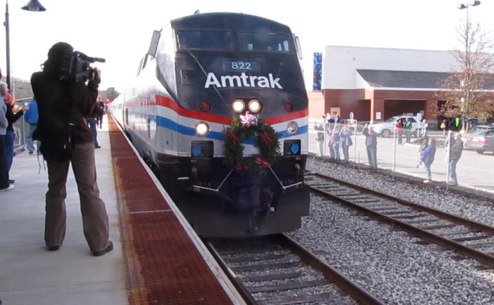 Plan To Offer Train Service To Northern Midcoast Maine Falls Through