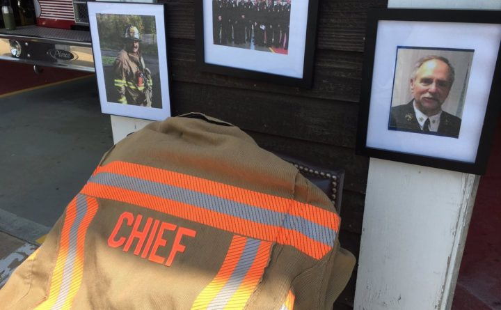 Maine town mourning after fire chief dies from cancer — York