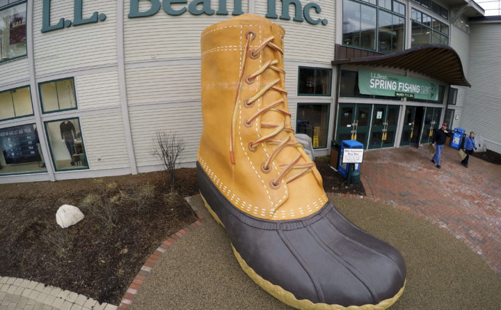 LL Bean poised to open 1st store in Canada