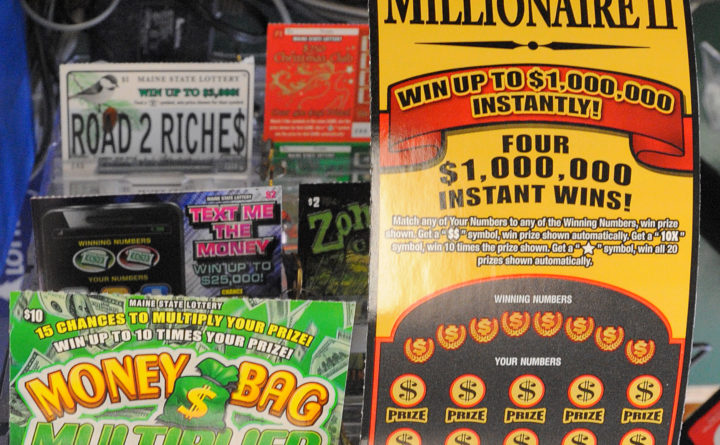 Maine lottery has another record-breaking year